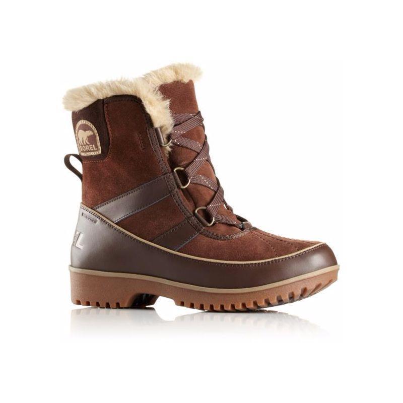 prezzo ragionevole New New New Donna  5 SOREL NL2089-256 TIVOLI II Winter stivali Suede Faux Fur TOBACCO BRN  è scontato