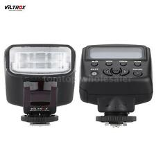 VILTROX JY610C Micro E-TTL Flash Speedlite Speedlight for Canon DSLR Camera