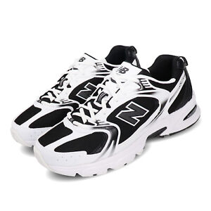 New-Balance-530v2-530-Black-White-Men-Running-Casual-Shoes-Sneakers-MR530SJ-D