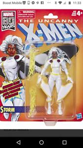 Marvel Legends Uncanny Xmen 2019 Retro Wave Storm Figure pre Order