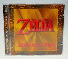 The Legend of Zelda Melodies of Time ORIGINAL NINTENDO Soundtrack Series CLUB
