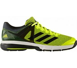 Details about [Adidas] BB0866 Court Stabil 13 Men Women Running Shoes  Sneakers Yellow