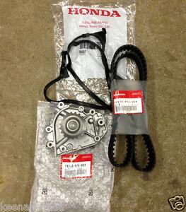 Genuine OEM Honda CRV Acura Integra Non VTEC Timing Belt Water - Acura integra timing belt