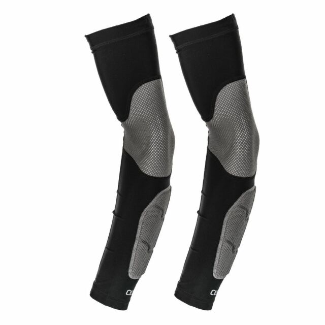 Century Martial Arts MMA Padded Compression Arm Sleeves Size Adult L//XL