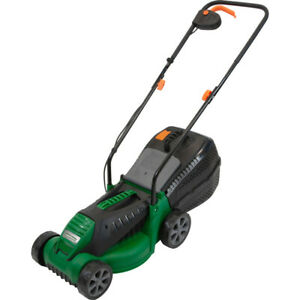 Hawksmoor 1200W 32cm Electric Lawnmower 230V