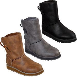 Hearth Boots Womens Mid Calf Slip On