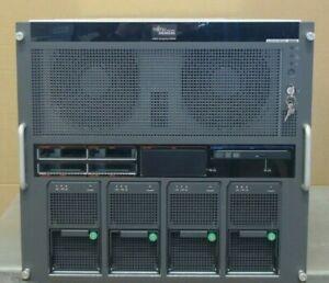 Fujitsu-Sun-SPARC-Enterprise-10U-M5000-8x-SPARC64-VI-2-1GHz-256GB-Ram-4x-PSU