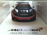 2012 Mclaren Mp4 12c Gt3 Great Goodwood Festival Of Speed 1/43 Scale Model Tsm.