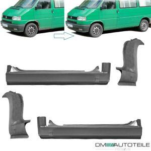 VW-T4-Reparaturblech-Radlauf-vorne-SET-Tuerschweller-Einstieg-Schweller-SET-90-04