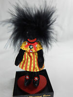 World Of Miniature Bears Dollhouse Miniature 3.5 Plush Bear Ursi 1058