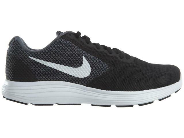 design intemporel cecf1 68719 Nike Revolution 3 Men US 12 4e Black Running Shoe Pre Owned 1485