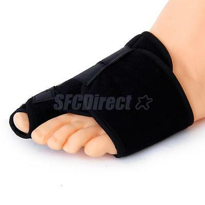 Footful Big Toe Bunion Splint Straightener Corrector Pain Relief Hallux Valgus L