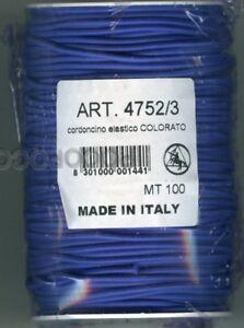 5-metri-di-GALLONE-CORDONCINO-TUBOLARE-ELASTICO-COLORATO-ART-4752-3