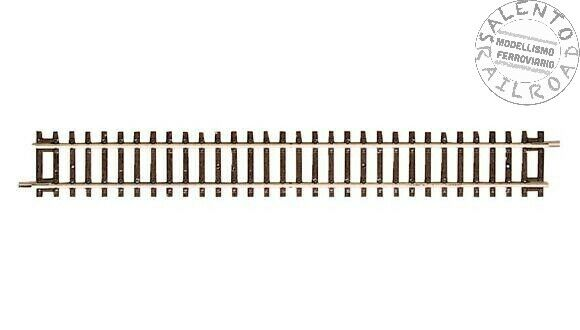 ROCO Line 42411 - Track Straight Long 119 MM - Cod. 83