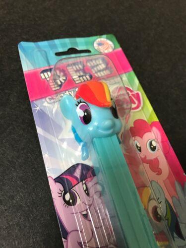PEZ My Little Pony **Rainbow Dash** Candy Dispenser • FREE SHIPPING