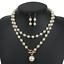Fashion-Boho-Crystal-Pendant-Choker-Chain-Statement-Necklace-Earrings-Jewelry thumbnail 32