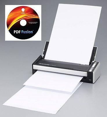 Fujitsu SCANSNAP S1300I Dokumentenscanner inkl.Corel PDF Fusion (Sonder-Edition)