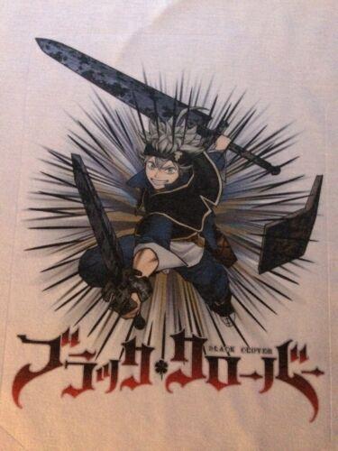 Black Clover Asta Black Bulls T-shirt