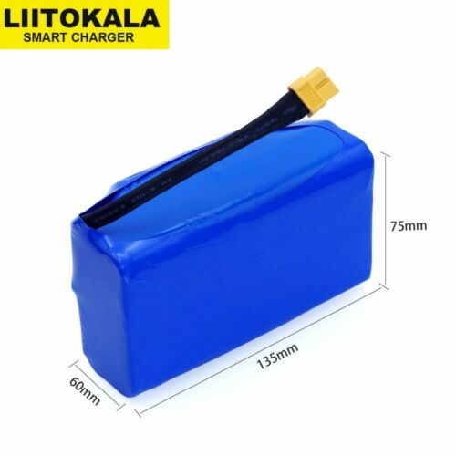36V Rechargeable li-ion battery pack 4400mah 4.4AH lithiu ion cell for electric