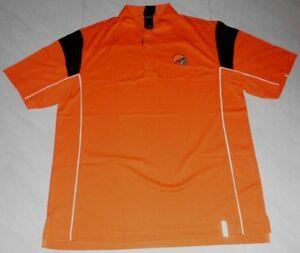 1e5afe39d8 A imagem está carregando Cleveland-marrons-vitoria-Polo-camisa-medio-Reebok- NFL