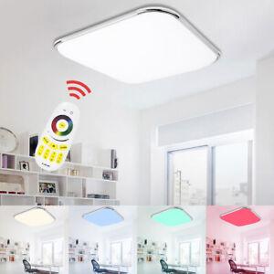 36W RGB LED Deckenleuchte Panel Licht Badezimmer Küche ...