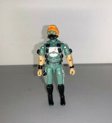 v1 Vintage Action Figure GI Joe ~ 1986 Dreadnok Thrasher ~ Hasbro Vintage ARAH Gi Joe Lot 2