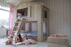 Etagenbett Aus Paletten : Kinderbett bauholz etagenbett thuis sofort verfÜgbar ebay