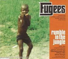 FUGEES - Rumble In The Jungle (UK 4 Trk CD Single)
