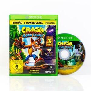 Xbox-One-Spiel-CRASH-BANDICOOT-N-Sane-Trilogy-Jump-n-Run