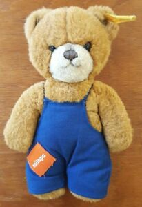 rare-Original-Steiff-Tapsy-Teddy-bear-for-Milupa-19-cm-small-collectable