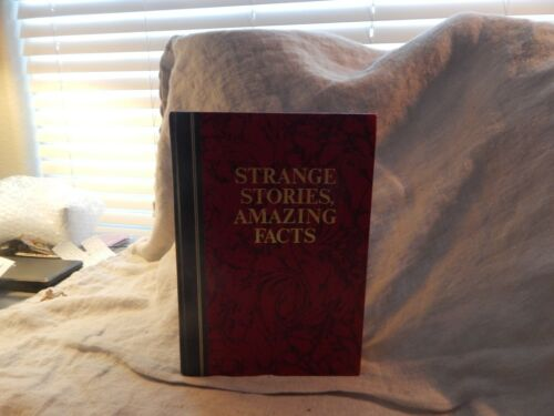 """Strange Stores Amazing Facts"" Readers Digest 1976 HC"