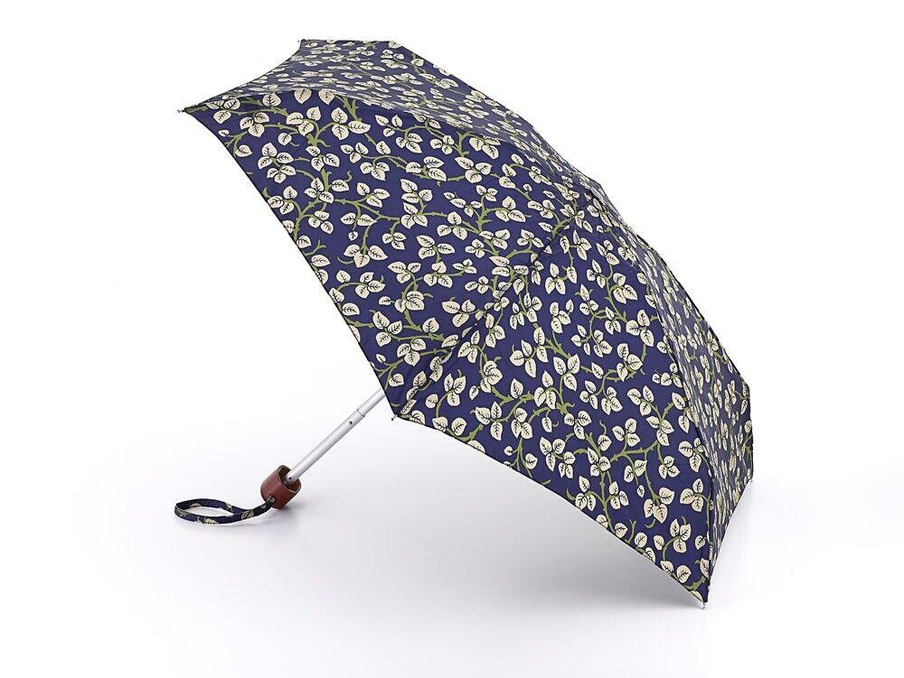 Morris & Co (Fulton) Tiny-2 Umbrella - Merton Leaf - Brand New - Free Postage!