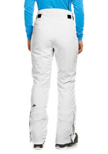 6 Farben Normalgrößen und Kurz Maier-Sports Damen Skihose RESI 2-200000