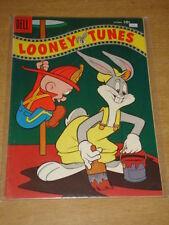 LOONEY TUNES #168 FN (6.0) DELL COMICS OCTOBER 1955