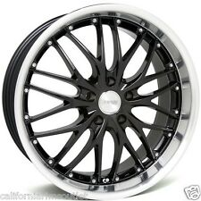 "22"" MRR GT1 WHEELS RIMS FOR BMW E65 7 SERIES 745 750 760 E63 6 SERIES 645 650 M6"