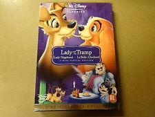 2-DISC SPECIAL EDITION DVD / LADY EN DE VAGEBOND / LA BELLE ET LE CLOCHARD