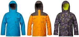 DC-Youth-Kids-Boys-Servo-Jacket-Winter-Ski-Snow-Snowboard-Coat-S-XL-NEW