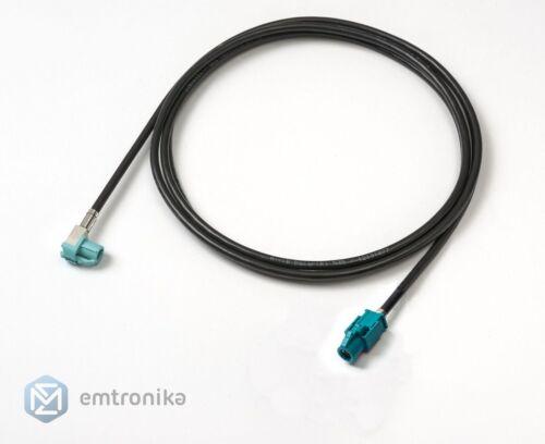BMW Nbt Evo 200 cm Retrofit Hsd Cable USB para Apoyabrazos F10 F15 F20 F30 F25