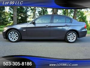 2006 Bmw 3 Series 325xi Awd Heated Leather Moon Roof