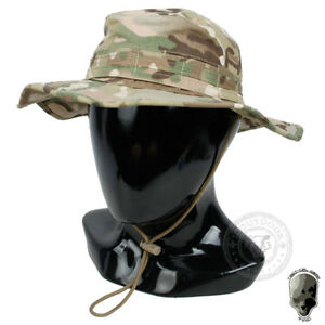 ceaab535974 Details about TMC Tactical Boonie Hat Camo Military Sports Outdoor Airsoft  Hat Headwear CP