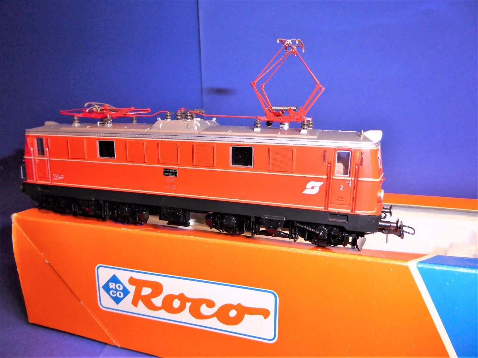 ROCO H0 43641 E1141.05 E1141.05 E1141.05 ÖBB E-Lok  | Exzellente Verarbeitung  2d5820