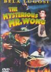 Mysterious Mr. Wong 0089218406590 With Lee Shumway DVD Region 1