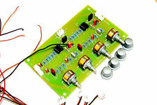 Tone Control Circuit For Amplifiers