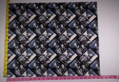 "Star Wars Mandalorian fabric 100/% cotton 18/""x 21.5/"" FQ Fat Quarter Bounty Hunter"