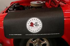 Chevrolet Corvette C1 Logo Fender Gripper Black Cushion Fender Cover Fg2009