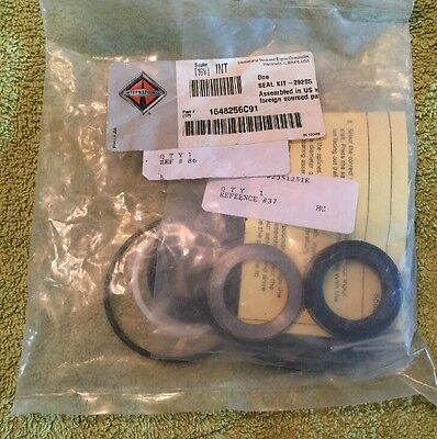 INTERNATIONAL KIT 1648256C91 Seal Kit 292S5 RHS#2351251K •FREE SHIPPING•