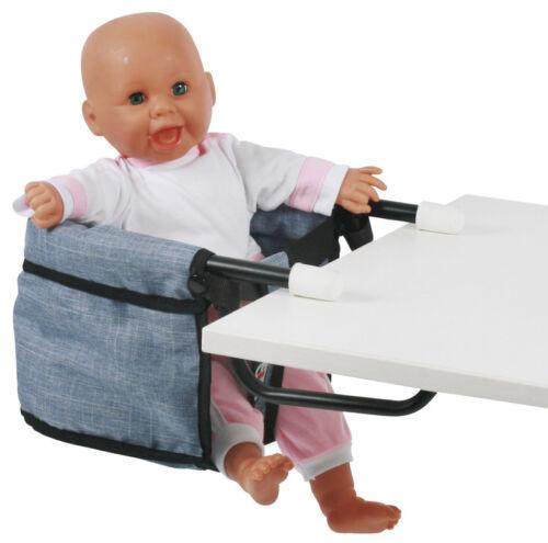 Jeans Blue Bayer Chic 2000 Puppen-Tischsitz Babypuppen & Zubehör