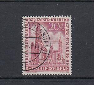 Berlin-Mi-Nr-108-gestempelt-Berlin-Charlottenburg-Gummierung-Schlegel-BPP