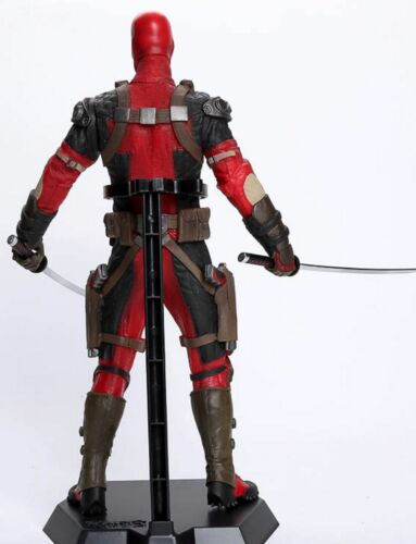 Deadpool Action Figure Models Toys Kids Gift Baseball Caps Movie Comics Plush
