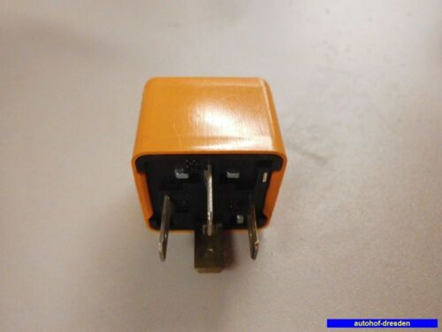 Relais orange 61311375474 BMW